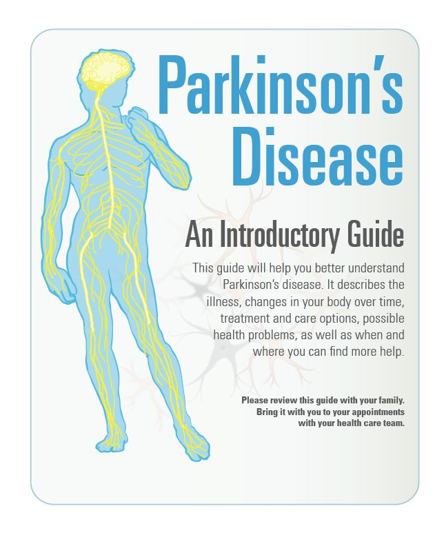 Book cover for Parkinson's Disease: An Introductory Guide